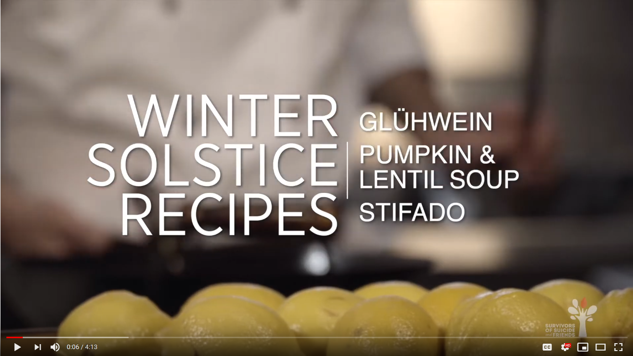 Winter Solstice Recipes with Smart Hospitality